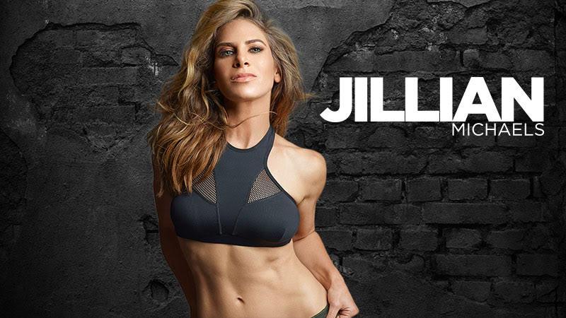 Get fit with Jillian Michaels